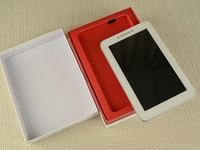1499元双卡双待联想A2207 PK iPad mini